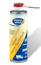 DEBUS WDW® Super-Sprühfett mit O-Ring-Schutz